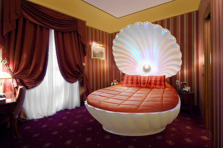 Romantikus hálószoba?