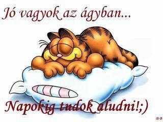 Jó vagyok az ágyban.....
