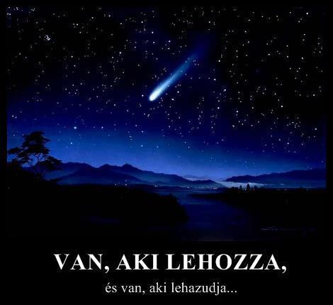 a csillagokat...