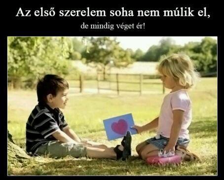 Az első szerelem.... :)