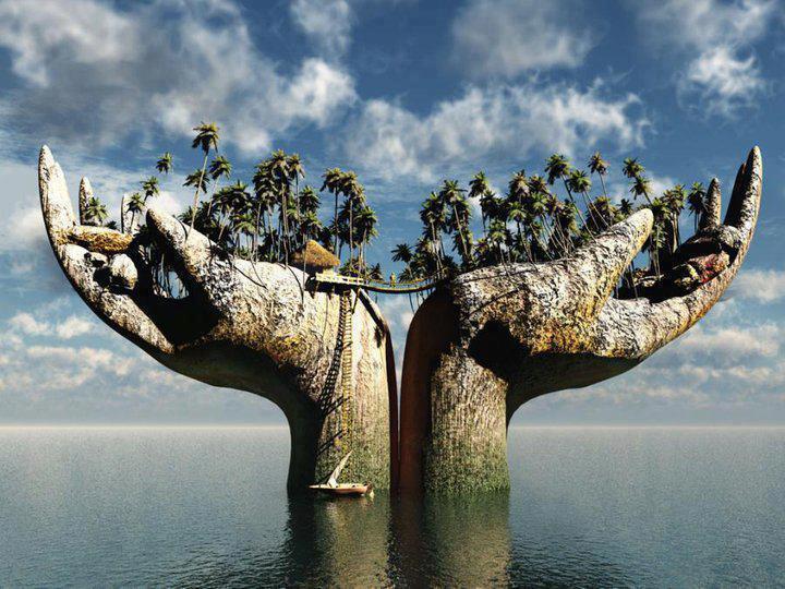 kezek szigete