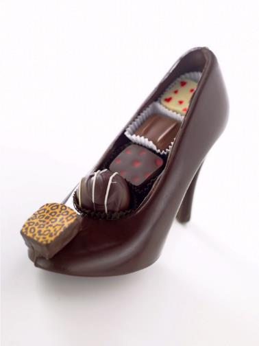 női csokoládé
