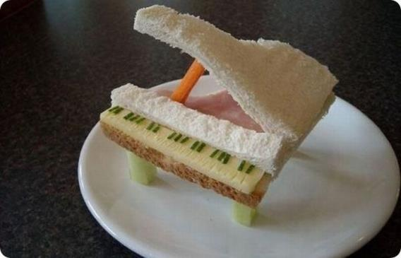 Egy szendvicset tizóraira