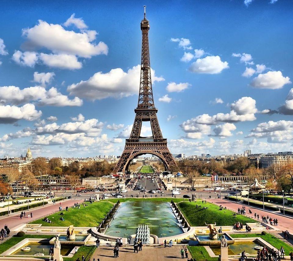 Párizs tavasszal