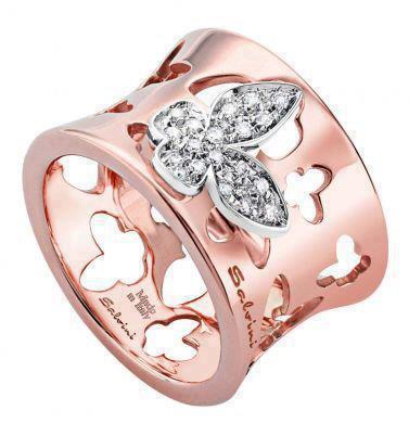 lepkés gyűrű