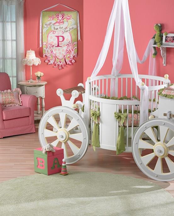 Mesebeli kislány szoba