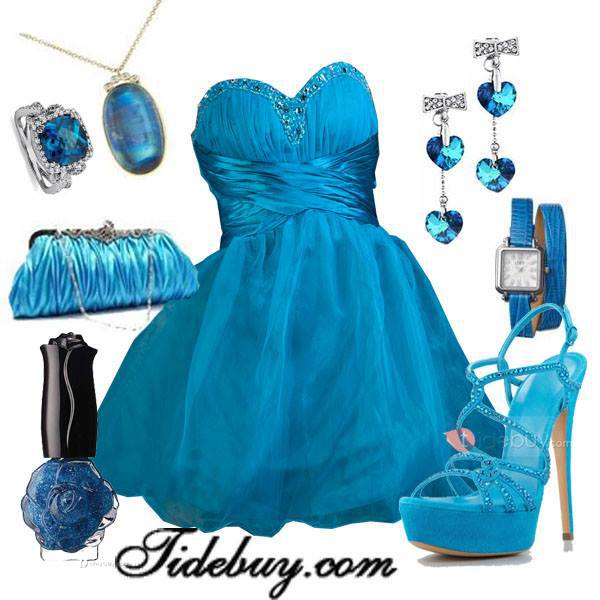 Csak kék
