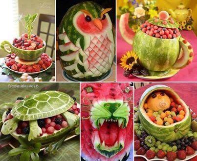 Gyümölcsös kreativitások