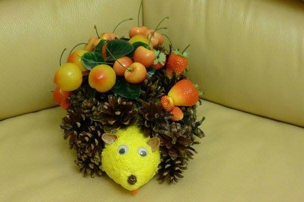 Édes ez a süni