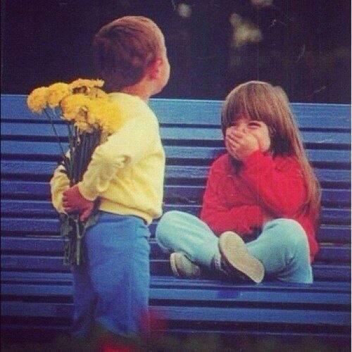 Az első szerelem... <3