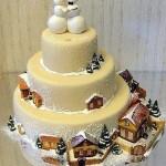 Téli-torta…