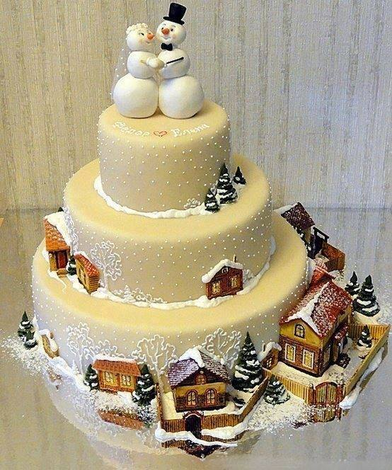 Téli-torta...