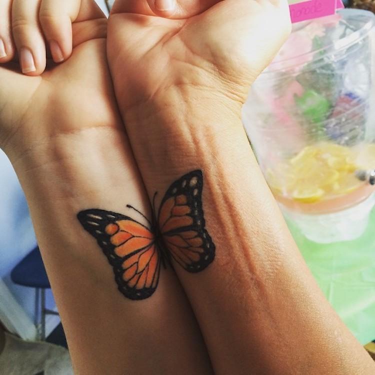 Pillangó kapcsolat