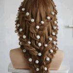 esküvői frizura