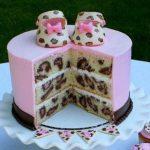 kiscipős torta