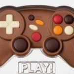 Vicces Valentin napi ajándék 🎁 csoki és játék függő pasinak